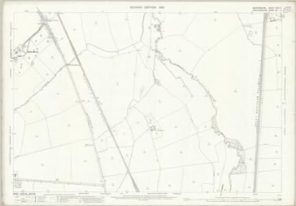 Bedfordshire XXVII.5 (includes: Arlesey; Holwell; Ickleford; Shillington) - 25 Inch Map