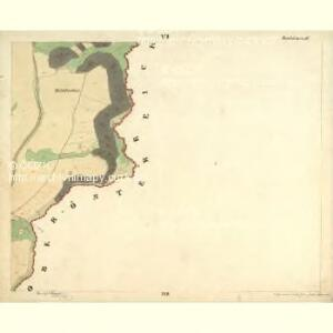 Unter Schlagel - c1273-1-007 - Kaiserpflichtexemplar der Landkarten des stabilen Katasters
