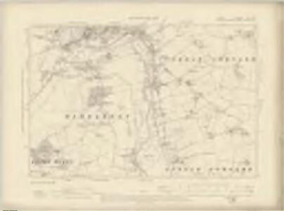 Essex XII.NE - OS Six-Inch Map