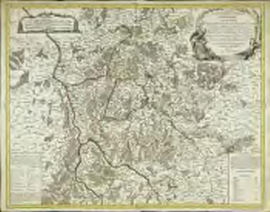 Duché et gouvernement general de Nivernois