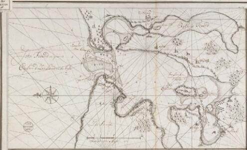 Isen Fioerd in't groot in't eyland Zeeland in de Belt