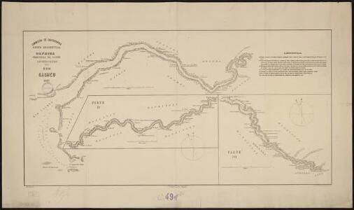 Costa Occidental d'Africa, Provincia da Guiné. Reconhecimento do Rio Cacheu