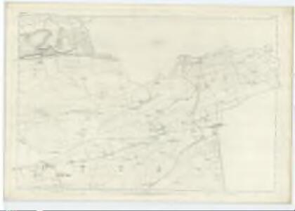 Lanarkshire, Sheet IX (with extension IXA) - OS 6 Inch map