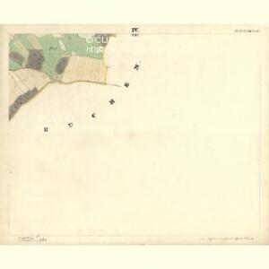 Motten - c4532-1-004 - Kaiserpflichtexemplar der Landkarten des stabilen Katasters
