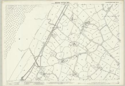 Gloucestershire LXVII.10 (includes: Almondsbury; Bristol; Pilning and Severn Beach) - 25 Inch Map