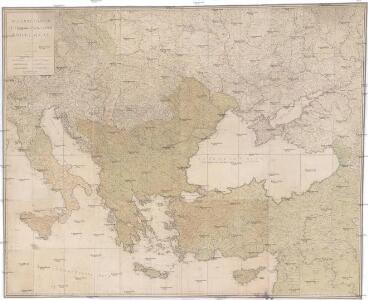 Oesterreichisch-russisch-türkischer Kriegsatlas