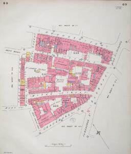 Insurance Plan of City of London Vol. III: sheet 69