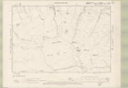 Dumfriesshire Sheet V.SW - OS 6 Inch map