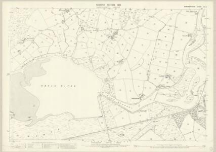 Merionethshire XLVI.5 (includes: Llanegryn; Llangelynnin; Tywyn) - 25 Inch Map