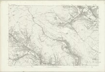 Glamorgan XVII - OS Six-Inch Map