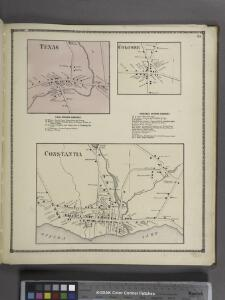Texas [Village]; Texas Business Directory. ; Colosse [Village]; Constantia Business Directory. ; Constantia [Village]