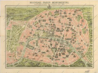 Nouveau Paris Monumental