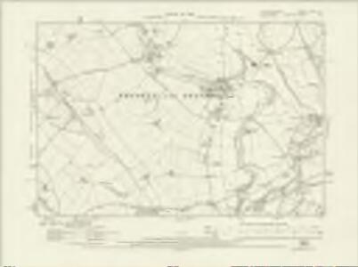 Staffordshire LXVI.NE - OS Six-Inch Map