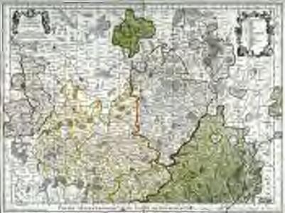Partie septentrionale du duché de Bourgogne