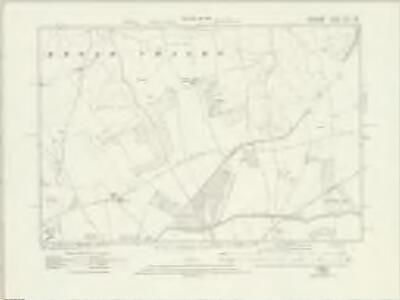 Hampshire & Isle of Wight XLVIA.SE - OS Six-Inch Map