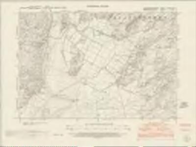 Caernarvonshire XXXV.NW - OS Six-Inch Map