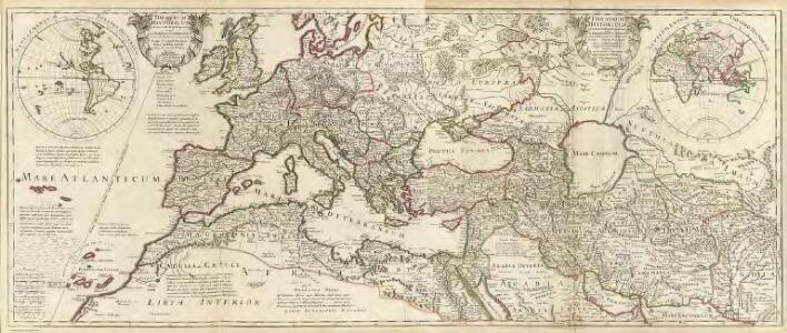 Theatrum historicum ad annum Christi quadringentesimu. in quo tum Imperii Romani tu.