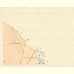 Aussee (Hausow) - m3235-1-002 - Kaiserpflichtexemplar der Landkarten des stabilen Katasters