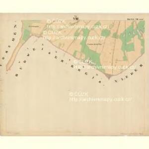 Buchen - c0649-1-008 - Kaiserpflichtexemplar der Landkarten des stabilen Katasters