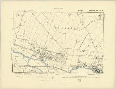 Huntingdonshire XVII.NE - OS Six-Inch Map