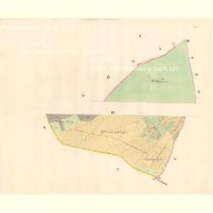 Břesowa - m0264-1-001 - Kaiserpflichtexemplar der Landkarten des stabilen Katasters