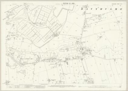 Lancashire CIII.15 (includes: Davyhulme; Eccles; Flixton) - 25 Inch Map