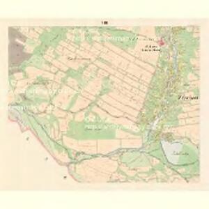 Zaschau (Zassow) - m3563-1-008 - Kaiserpflichtexemplar der Landkarten des stabilen Katasters