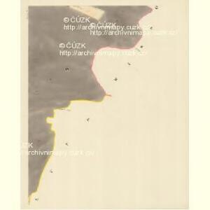 Gösling - m1293-1-008 - Kaiserpflichtexemplar der Landkarten des stabilen Katasters