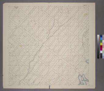 Sheet 15: Grid #16000E - 20000E, #7000N - 11000N. [Includes East Chester Road,(Gun Hill Road and Pelham Gardens), Black Dark Brook.]