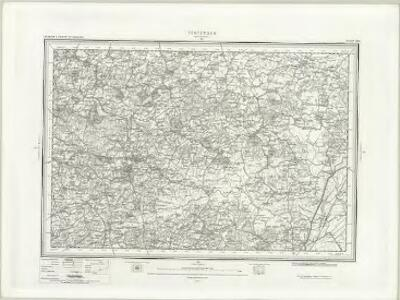 Tenterden (Outline) - OS One-Inch Revised New Series