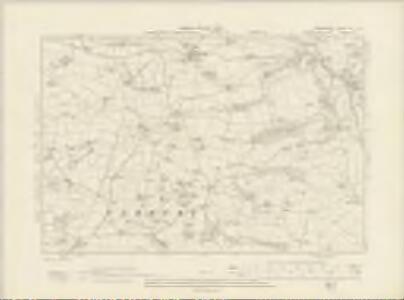 Devonshire LVI.NW - OS Six-Inch Map