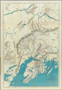 Sleem's Map Of Central Alaska.