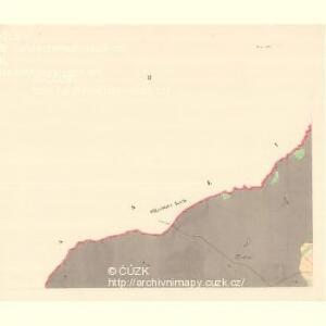 Koslau (Koyssl) - m1318-1-002 - Kaiserpflichtexemplar der Landkarten des stabilen Katasters