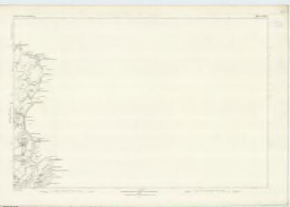 Argyllshire, Sheet CCXXI - OS 6 Inch map