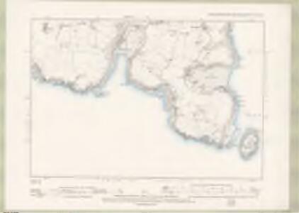 Kirkcudbrightshire Sheet LVII.NE - OS 6 Inch map