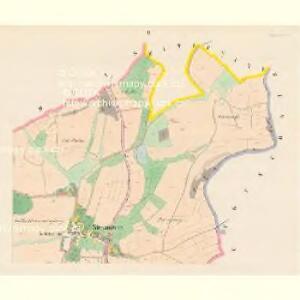 Stepanowitz - c7777-1-002 - Kaiserpflichtexemplar der Landkarten des stabilen Katasters
