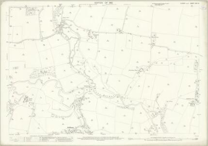 Sussex XXII.14 (includes: Graffham; Lodsworth; Tillington) - 25 Inch Map