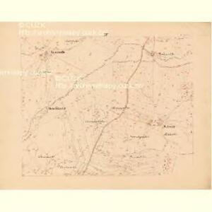 Tisch - c3678-1-002 - Kaiserpflichtexemplar der Landkarten des stabilen Katasters