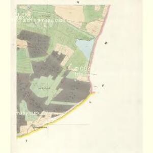 Trzebotowitz - c8049-1-006 - Kaiserpflichtexemplar der Landkarten des stabilen Katasters