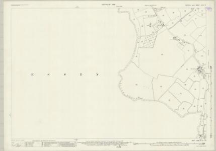 Suffolk LXXIX.16 (includes: Alphamstone; Bures St Mary; Bures; Lamarsh) - 25 Inch Map