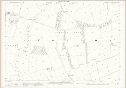 Yorkshire CCVII.11 (includes: Bubwith; Ellerton) - 25 Inch Map