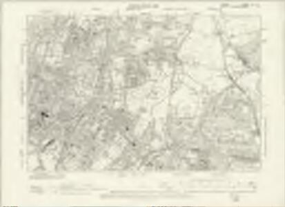 Surrey VIII.SE - OS Six-Inch Map
