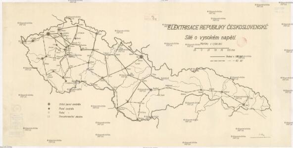 Elektrisace Republiky československé