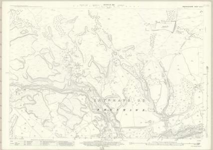 Brecknockshire XLVII.3 (includes: Bryn Mawr; Llanelli; Llangatwg) - 25 Inch Map