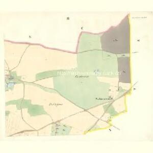 Moldautein - c8143-1-003 - Kaiserpflichtexemplar der Landkarten des stabilen Katasters