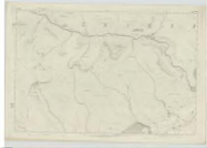 Perthshire, Sheet LXXXIII - OS 6 Inch map