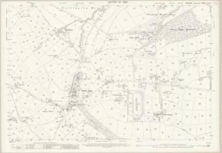 Yorkshire CCI.14 (includes: Bingley; Bradford; Shipley) - 25 Inch Map
