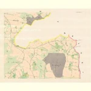 Gross Lhotta (Welka Lhotta) - m3310-1-003 - Kaiserpflichtexemplar der Landkarten des stabilen Katasters