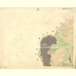 Tischlern - c6969-1-002 - Kaiserpflichtexemplar der Landkarten des stabilen Katasters