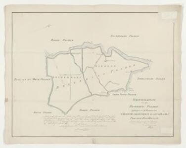 Boterhuis polder, gemeente Warmond, Leiderdorp en Oegstgeest.